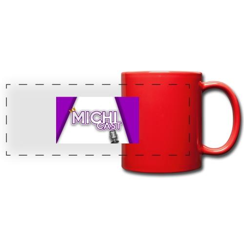 Camisa MichiCast - Full Color Panoramic Mug