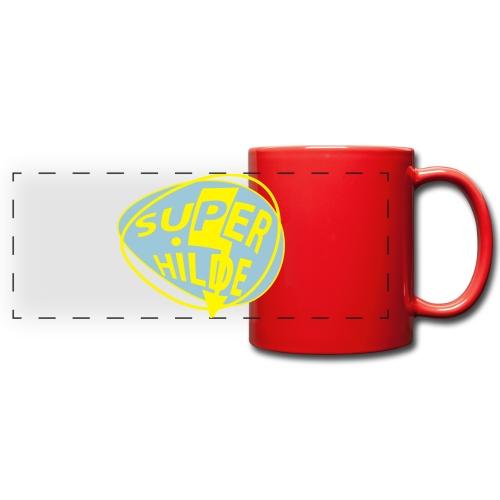 superhilde - Panoramatasse farbig