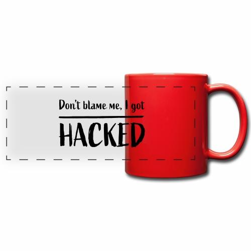 Got Hacked - Panoramamok gekleurd