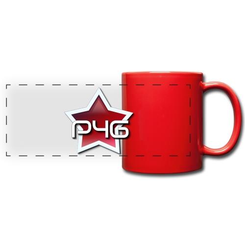 logo P4G 2 5 - Mug panoramique uni