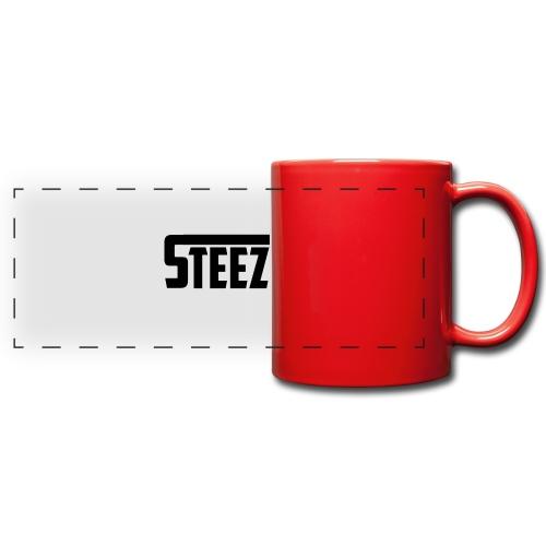 steez tshirt name - Panoramamok gekleurd