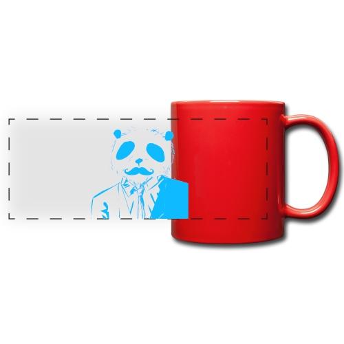 BluePanda Logo - Full Color Panoramic Mug