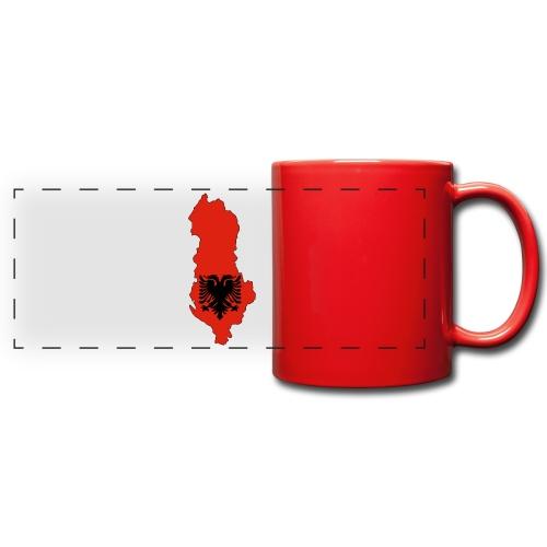 Albania - Mug panoramique uni