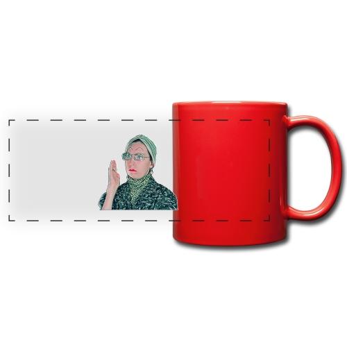 madam1 - Full Color Panoramic Mug