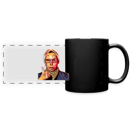 Madam2 - Full Color Panoramic Mug