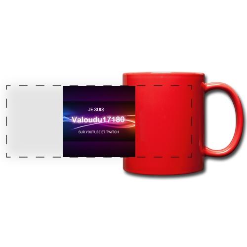 Valoudu17180twitch - Mug panoramique uni