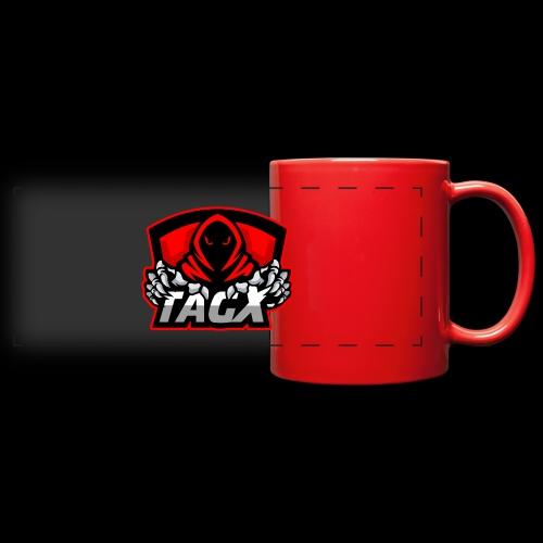 TagX Logo with red borders - Panoraamamuki värillinen