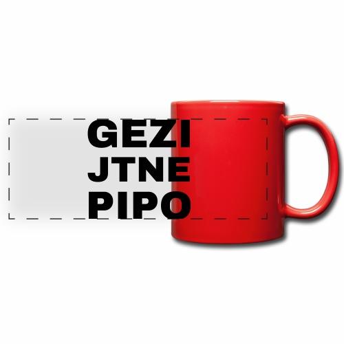 Ge zijt ne PIPO - Panoramamok gekleurd