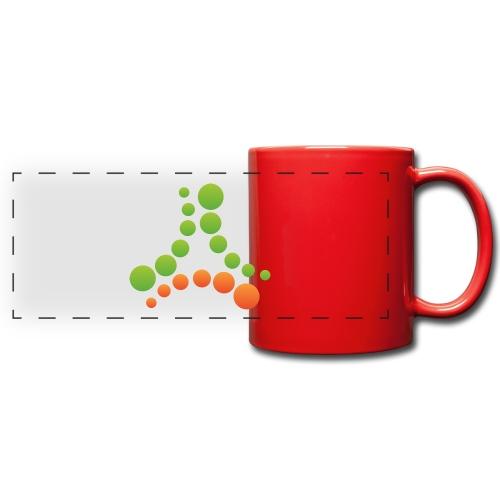 logotipo - Tazza colorata con vista