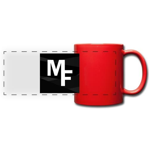 Modern Flex YouTube Logo - Full Color Panoramic Mug