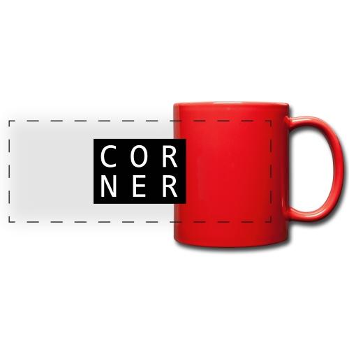 cornerbox - Panoramakrus, farvet