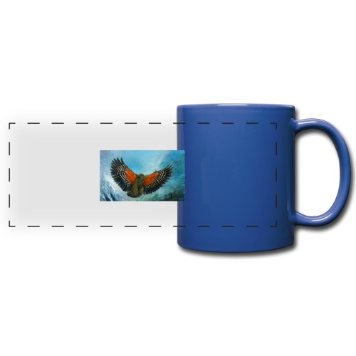 123supersurge - Full Color Panoramic Mug