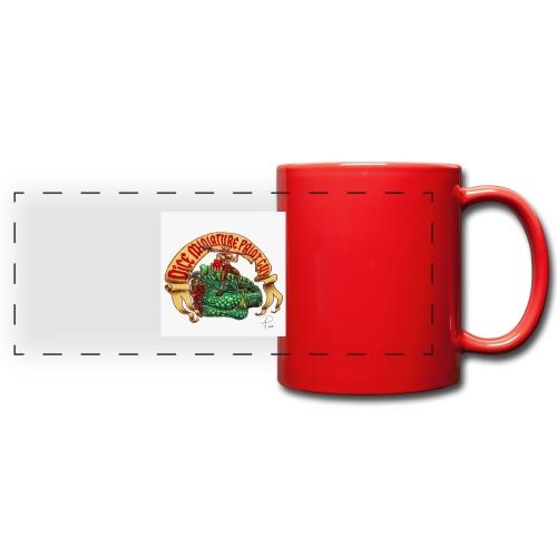 DiceMiniaturePaintGuy - Full Color Panoramic Mug