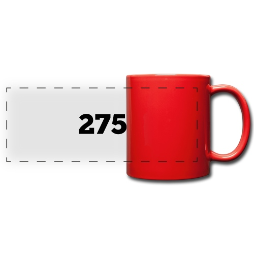275 - Full Color Panoramic Mug