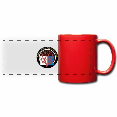 Royal Wolu Plongée Club - Mug panoramique uni