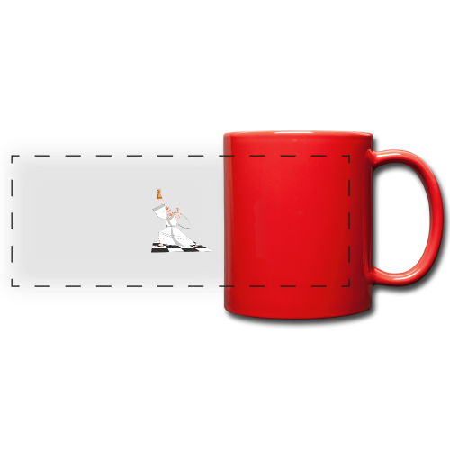 Tell it to the hand! - Full Color Panoramic Mug