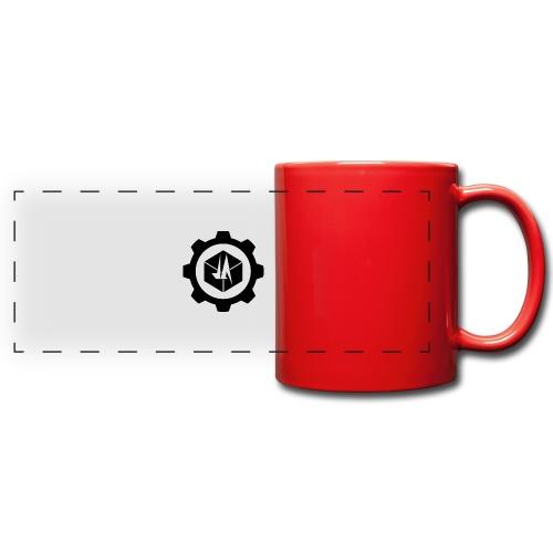 Jebus Adventures Logo (Transparent) - Full Color Panoramic Mug