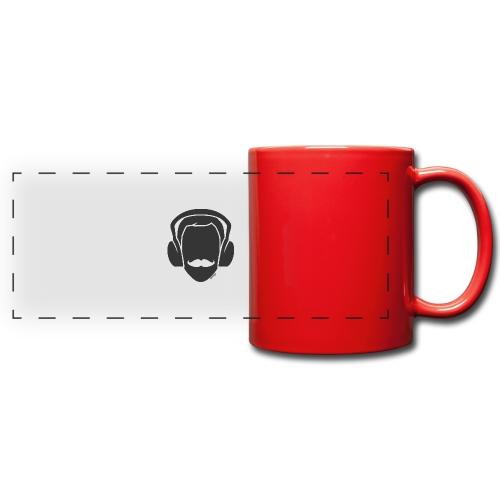 Moustachu Song (H) - Mug panoramique uni