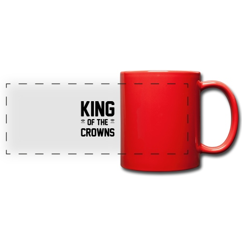 King of the crowns - Panoramamok gekleurd