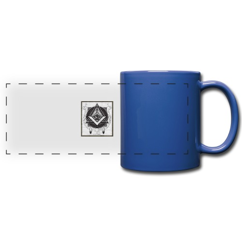 Illuminati - Mug panoramique uni