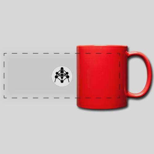 Atomium - Mug panoramique uni