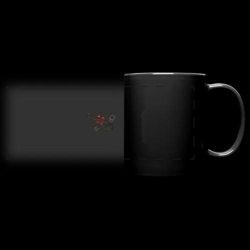 Music - Full Color Panoramic Mug