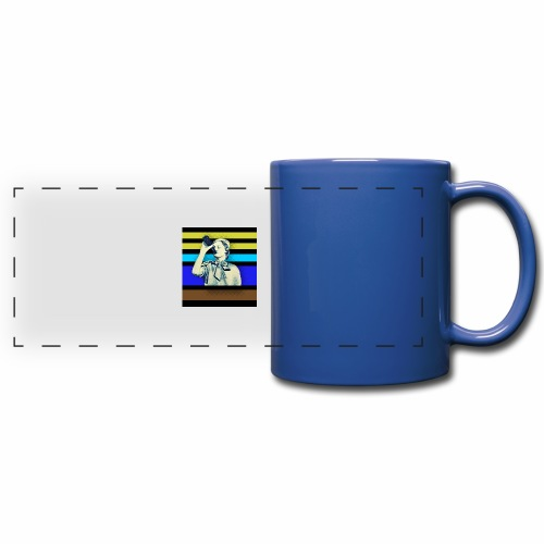 NSB Stefan 53 - Panoramatasse farbig