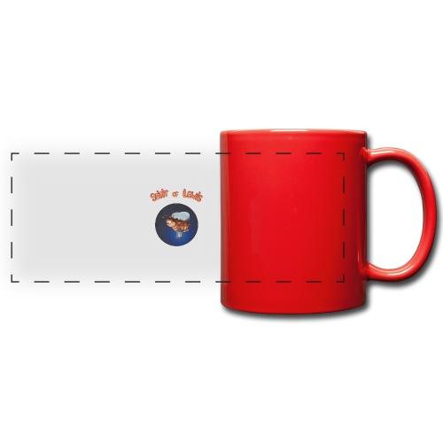 Spirit of Lewis - Mug panoramique uni