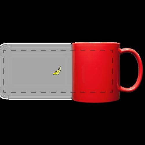 Banana - Mug panoramique uni