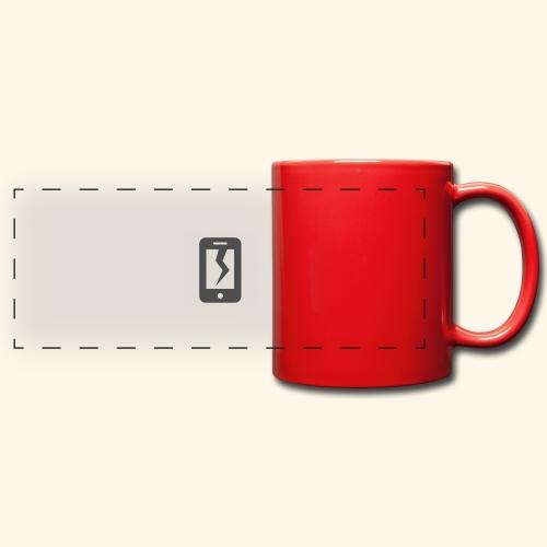 Tech Destruction - Full Color Panoramic Mug