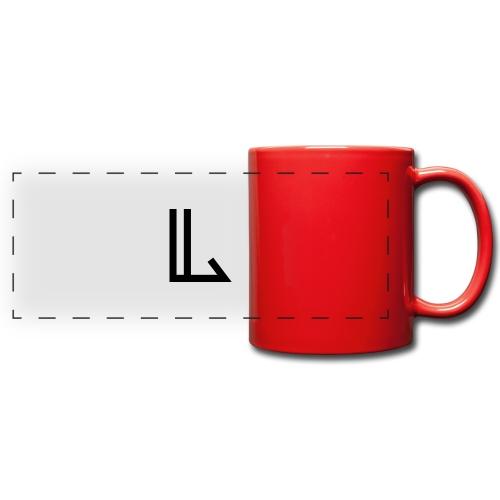 L - Full Color Panoramic Mug