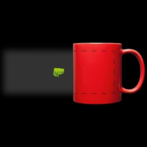 Leon Fist Merchandise - Full Color Panoramic Mug