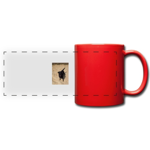 Sandpfoten - Full Color Panoramic Mug