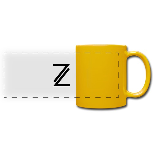 Z - Full Color Panoramic Mug