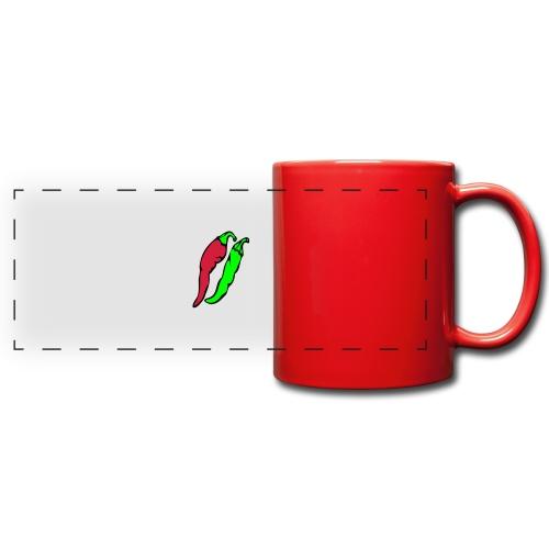 Chilli - Kolorowy kubek panoramiczny