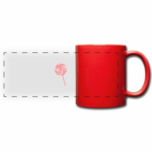 Retro Lolly - Panoramatasse farbig