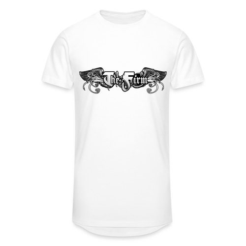 The FIRM LOGO front png - T-shirt long Homme