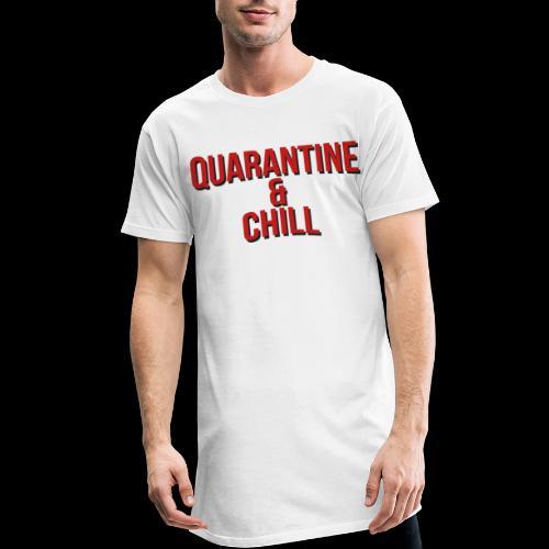 Quarantine & Chill Corona Virus COVID-19 - Männer Urban Longshirt