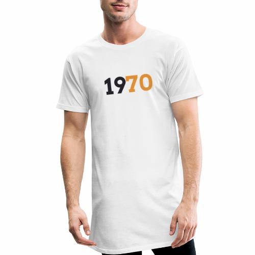 1970 - Urban lång T-shirt herr