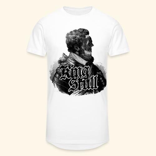 KiNg SkUll - Männer Urban Longshirt