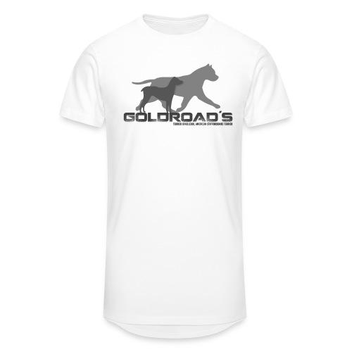 Goldroads - Urban lång T-shirt herr