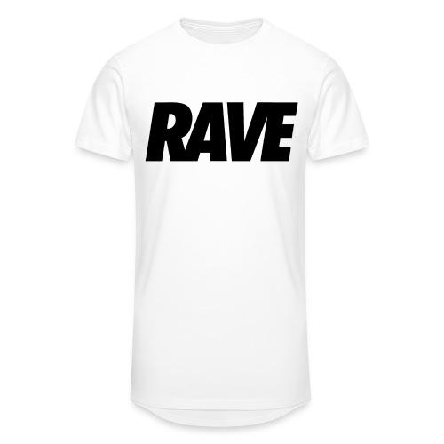 rave 1 - Männer Urban Longshirt
