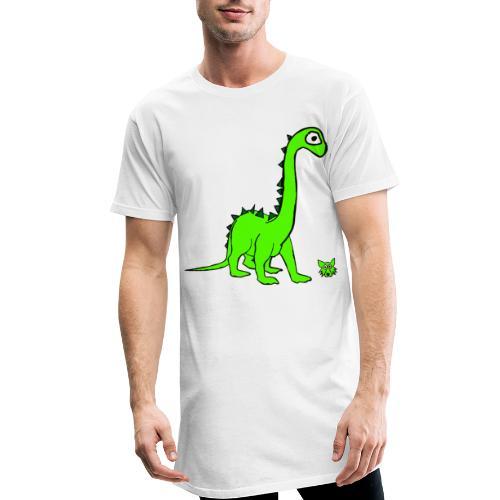 dinosauro - Maglietta  Urban da uomo