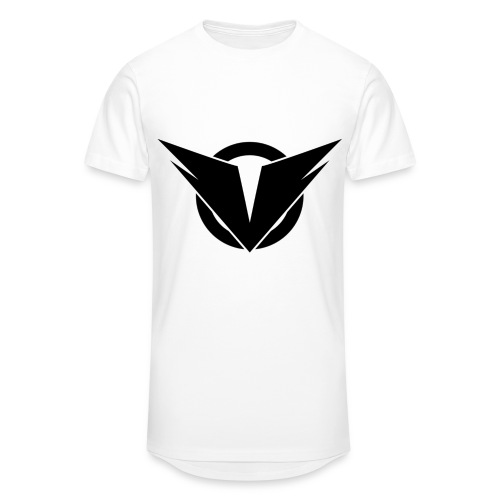 Vintry Logo on back - Männer Urban Longshirt