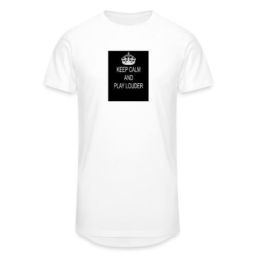 keep calm play loud - T-shirt long Homme
