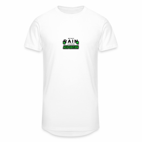 Rain Clothing - ACID EDITION - - Men's Long Body Urban Tee