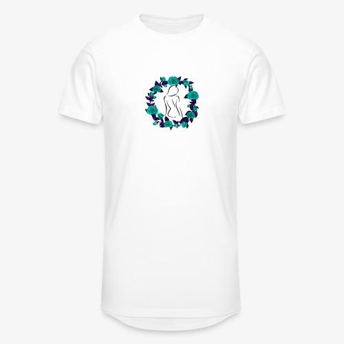 Sexy Rose's Women - T-shirt long Homme