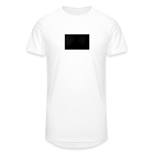 Fond Noir - T-shirt long Homme