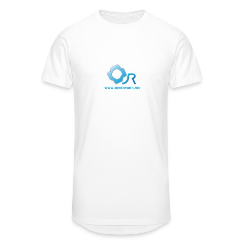 Official Logo - Men's Long Body Urban Tee
