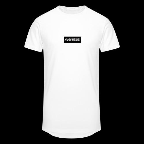 Classic Box Logo Out Of Focus Black - Maglietta  Urban da uomo